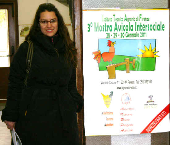 Mostra Istituto Agrario Firenze